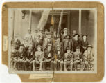 Group of 25 Civil War Veterans
