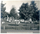 Mount Hope Cemetery Looking Northwest