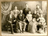 John H. Goble Family Photograph