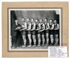 Bippus High School, Huntington, Indiana, Boys Basketball Team 1921-1922