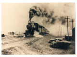 Erie Railroad Tipton Crossing