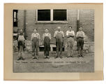 First Factory Employees Of Huntington Chemical