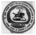 Patch for The Lower Merion Society for the Detection & Prosecution of Horse Thieves &...