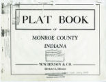 Plat Book of Monroe County Indiana