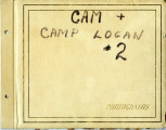 Camp Logan #2 Scrapbook