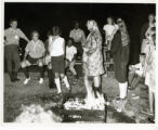 Camp, Around the Fire, 1960's