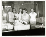 Camp, Meal Preparation, 1960's