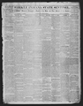 Weekly Indiana State sentinel (Indianapolis, Ind.) 1853-1861