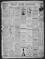 Daily State sentinel (Indianapolis, Ind.) 1861-1865