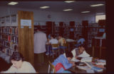 907. After school hours at the library