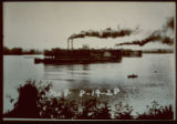 554. Steamboat Race, 1928