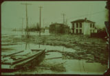 351. High water mark, 1913 flood