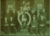 352. Mayor Rauth's staff, 1914