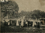 William Walts' Funeral Gathering