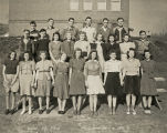 English High School Sophomores, 1941-1942
