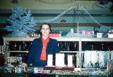 Sales Clerk at Adler's: Judy Johnson
