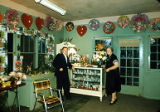 Betty Lou Flower Shop: John Switzer & (possibly) Lucy S. Switzer, his mother