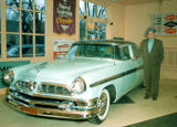 Laughner Chrysler & Plymouth Dealership: Jim Hollis, salesman