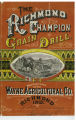 The Richmond Champion Grain Drill Company