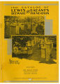 1934 Catalog of Lewis Beeware and Dadant's Foundation
