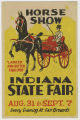Indiana State Fair horse show