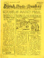 Ditch dots and dashes, 1938-11