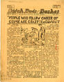 Ditch dots and dashes, 1938-06