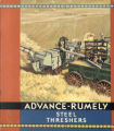 Advance-Rumely Steel Threshers