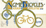 Acme Bicycle Catalog 1899