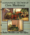 Advance-Rumely Corn Machinery