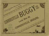 Illustrated Catalogue of the Connersville Buggy Company