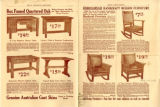 Frank S. Betz company furniture advertisement