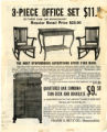 Frank S. Betz company flyer for furniture