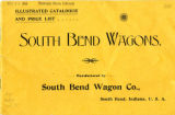 South Bend wagons, 1890s