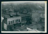 Main Street Shot from the Top of the 1908 Syracuse School
