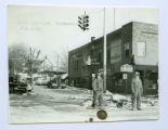 Auto Accident on Main Street, January 1959