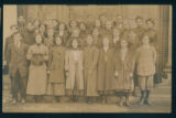 Syracuse High School Freshman Class photo, 1913