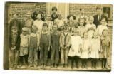 Syracuse School Class Photo, 1914