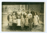 Syracuse School Class Photo, 1915