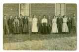 Syracuse School Class Photo