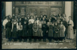 Syracuse School Class Photo, 6 and 7th Grades