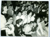 Crowd at Sectional Tourney, 1958