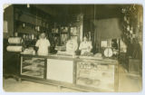 Connelly's Meat Market, 1917