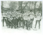 Wawasee Prep School Hockey Team Practice Photo
