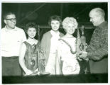 Award Ceremony for Twirling Contest