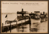 Boats at Station Landing