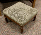 Footstool made by J. W. Rothenberger