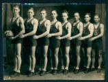 Syracuse High School Men's Basketball Team, 1922-1923