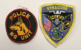 Badges of Gerald Buckey