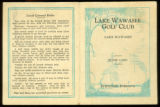 Lake Wawasee Golf Club Scorecard